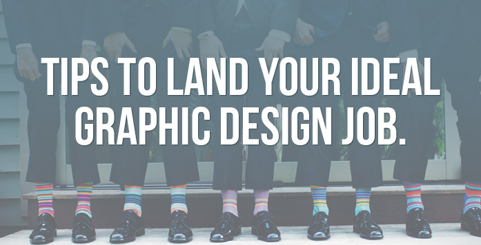Tips for how to apply for your ideal graphic design job for Grafik design jobs
