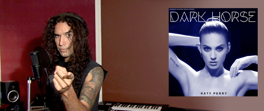 Katy Perry cover Dark Horse by Anthony Vincent