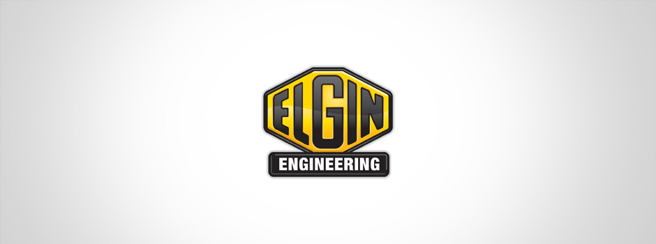 Elgin Engineering logo design