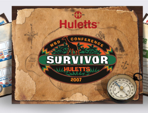 Presentation design: Huletts