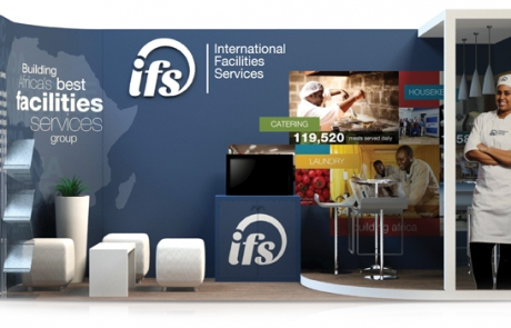 ifs exhibition stand design 2014