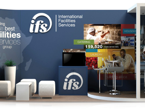 Exhibition design: IFS