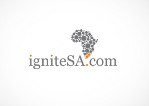 Ignite SA logo design