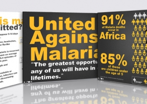 malaria powerpoint design
