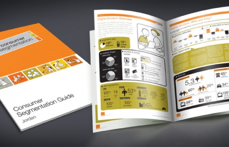 Orange marketing research report
