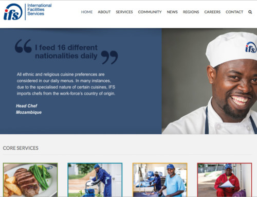 Website design: IFS