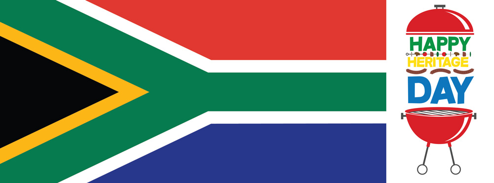 South Africa Celebrating Heritage Day At Halo Media