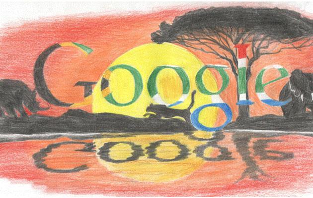 Google+doodle+RSA
