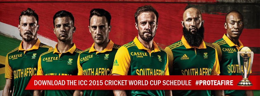 Icc Cricket World Cup 2015 Schedule Download