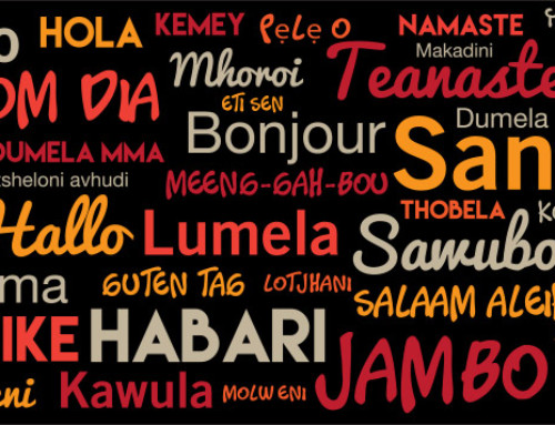 Graphic design agency challenges in Africa: Working with multiple languages