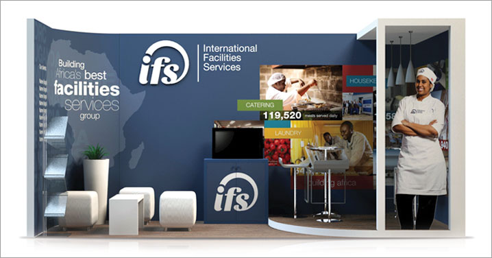 Brand Management Exhibition Stand Design