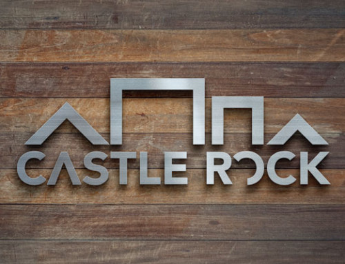 Brand Identity Design Case Study: Castle Rock Property Development