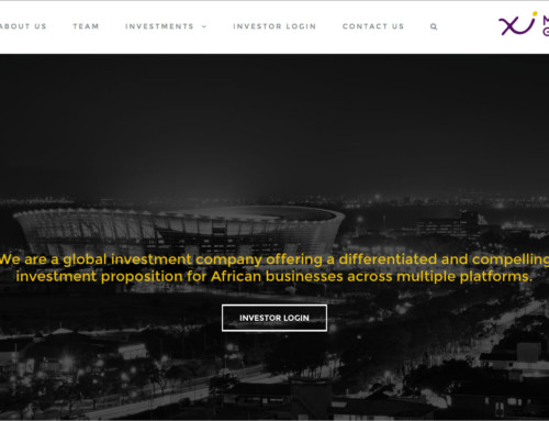 Website Design: Multiply Group
