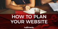Planning your website design