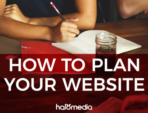 Planning your website design – how to get started