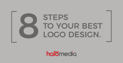 8 steps to your best logo design