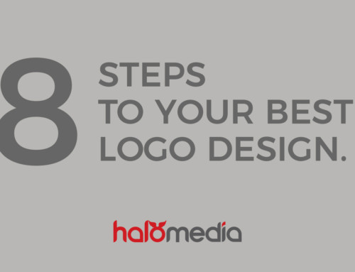 8 steps for your best logo design