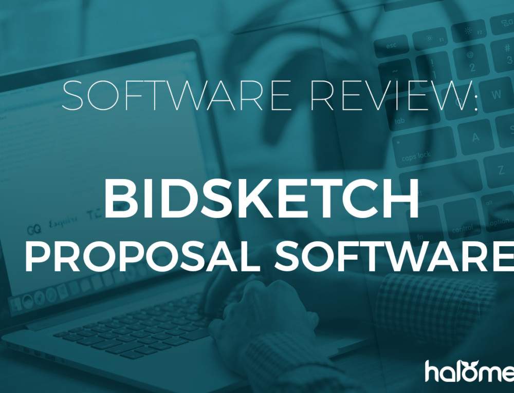 Bidsketch review: proposal software for the creative industry