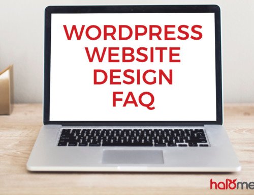 WordPress website design FAQ