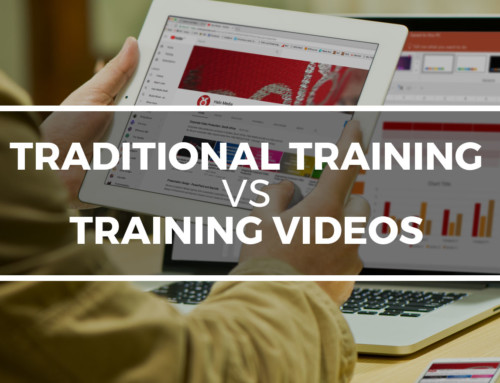 Traditional Training vs Training Videos