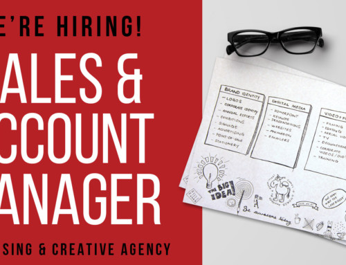Sales/Account Manager required for creative agency in Durban