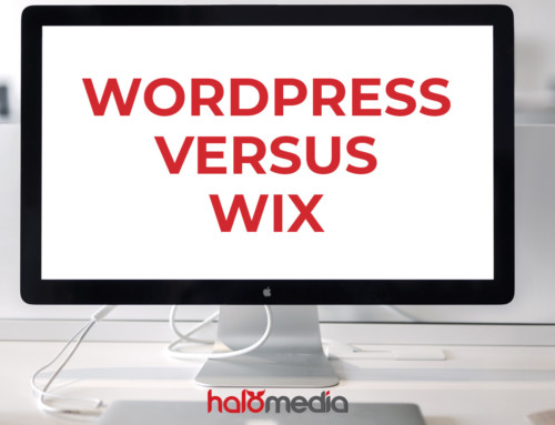 WordPress vs Wix websites