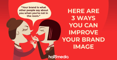 Improve your brand image