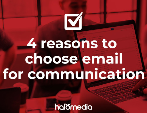 4 reasons why email is a winning communication channel