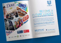 Employer Brand Marketing best example South Africa Unilever