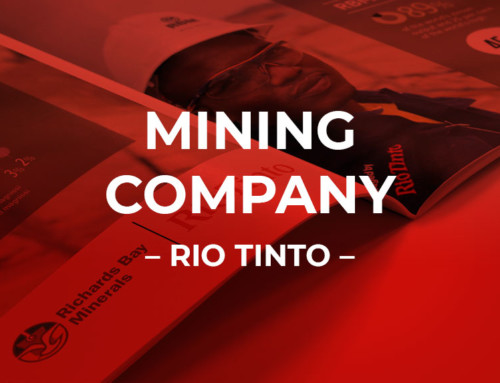 Mining Marketing in South Africa for Rio Tinto