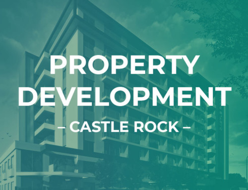 Marketing and design for a Property Development company