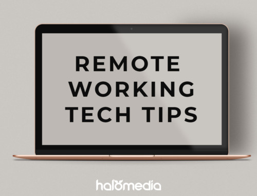 Remote working tech tips