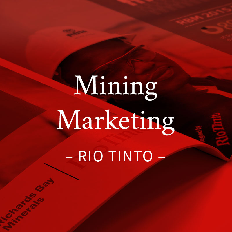 Mining Marketing & Design in Africa