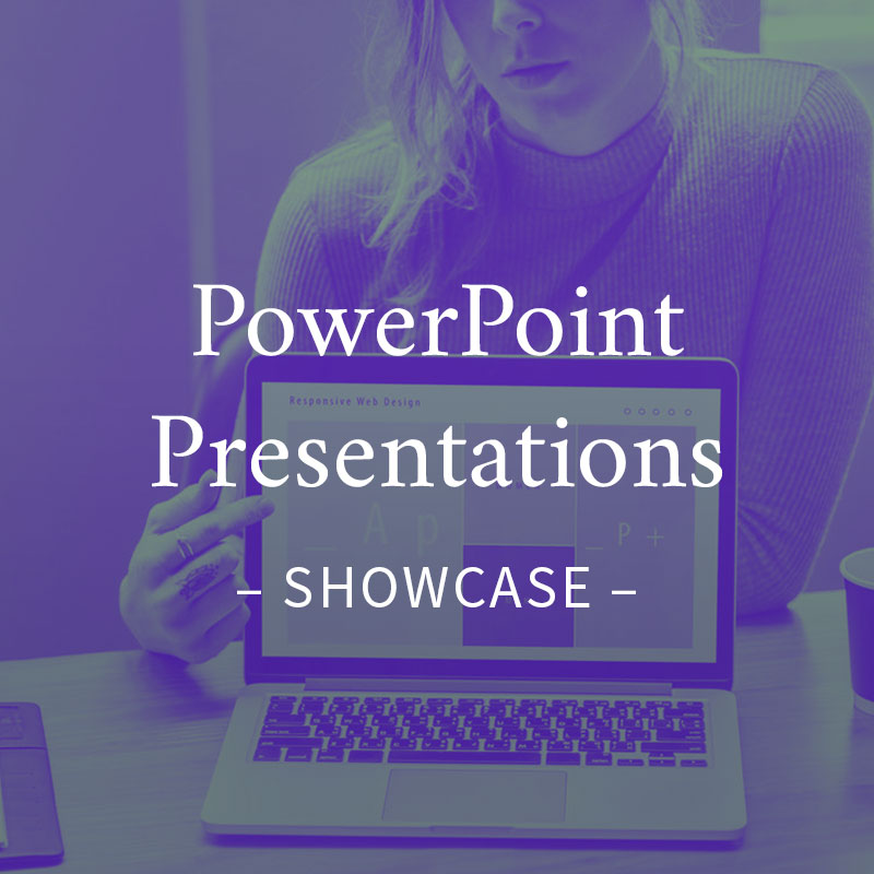 Powerpoint presentation design company London and South Africa