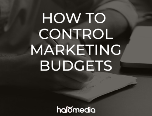 How to keep your marketing budget under control