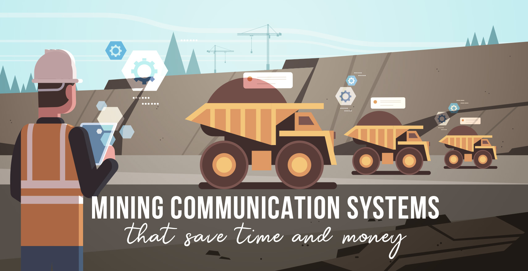 Mining Communication Systems for Mining Marketing in Africa