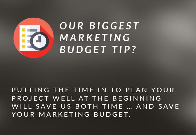 Marketing budget tips