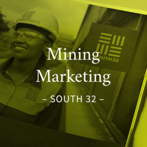 Mining Marketing for South32